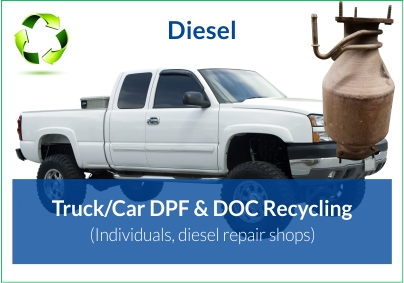 truck-car-dpf-doc-recycling