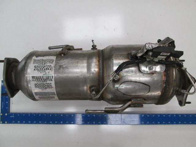 Catalytic Converter Scrap Price >> Dodge Cummins Scrap DPF System Recycling Prices ...